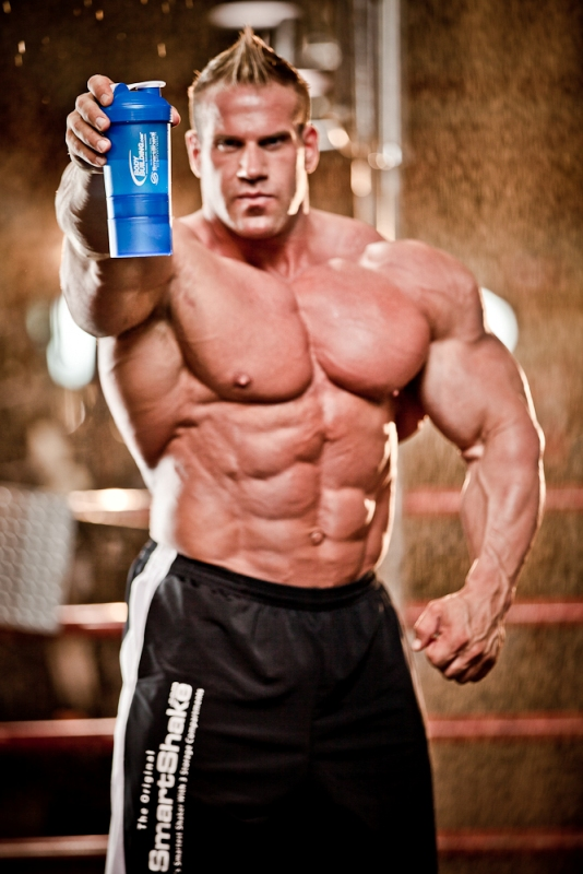 Jay Cutler and Smartshake