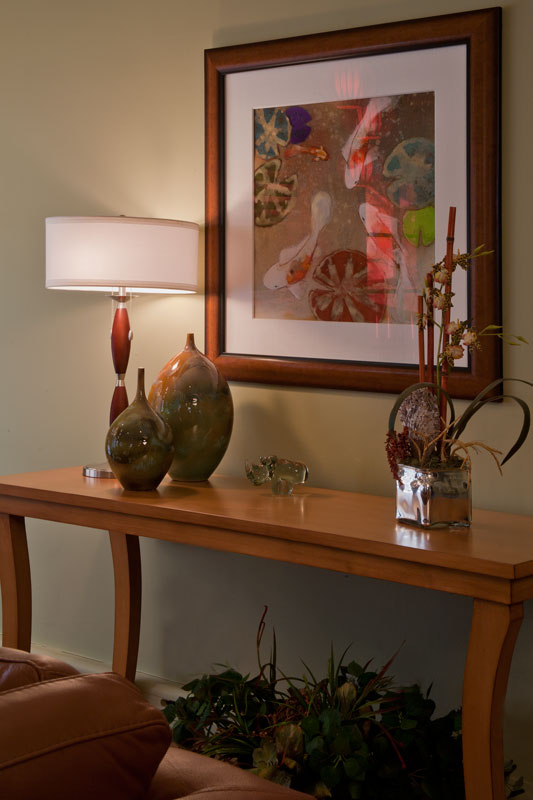 Family Room Side Table
