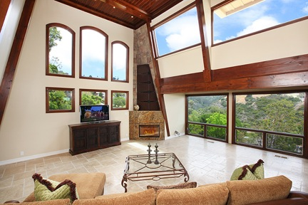 Spa House Living Room