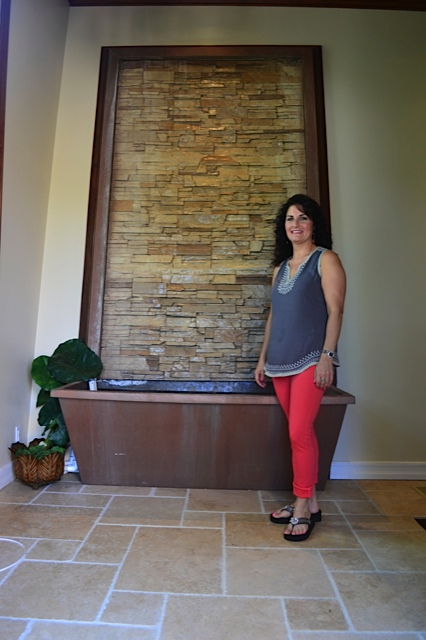 Julie Ann at Spa House