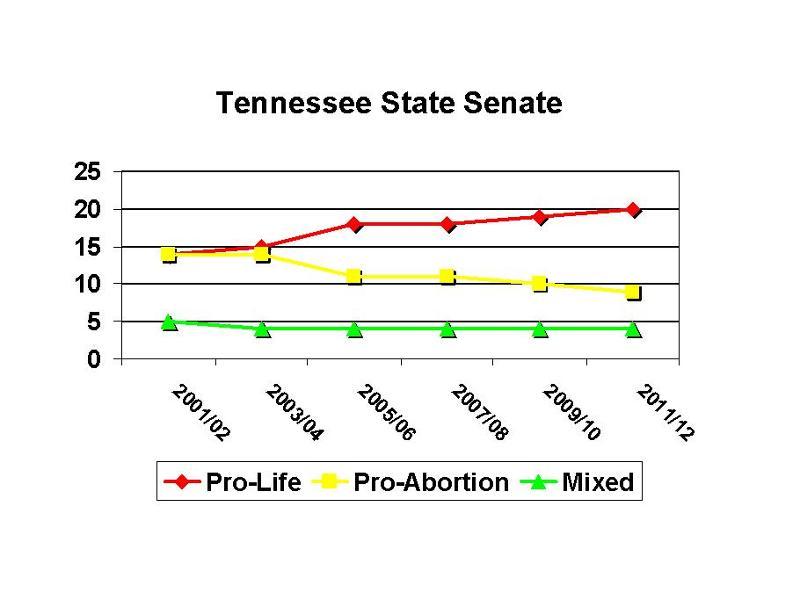 TN State Senate Chart