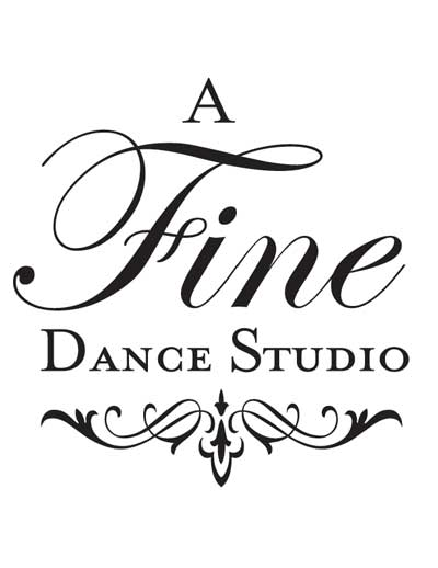 A Fine Dance Studio Logo
