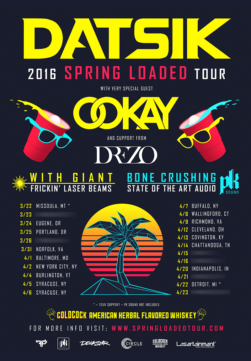 Ookay Tour Dates