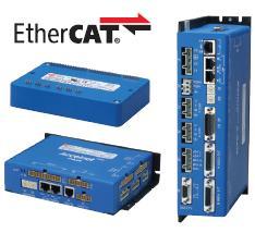EtherCAT Drives