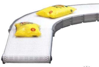 5200 Curved Conveyor