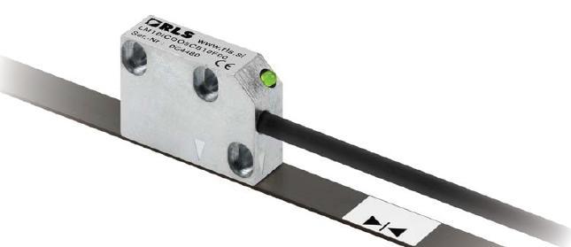 Renishaw magnetic scale