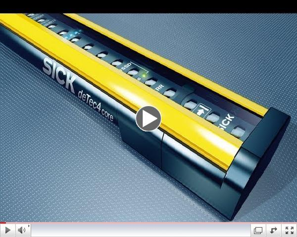 deTec4 Core Video