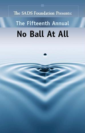 No Ball Cover Art 2009