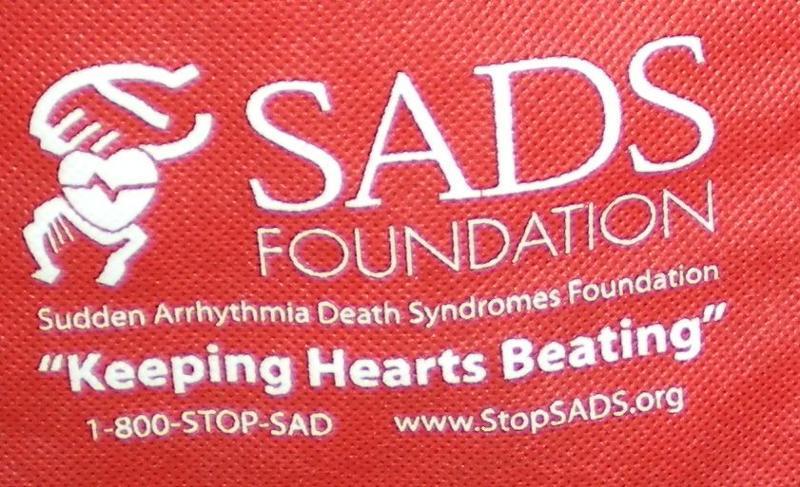 SADS Tote Bag Logo
