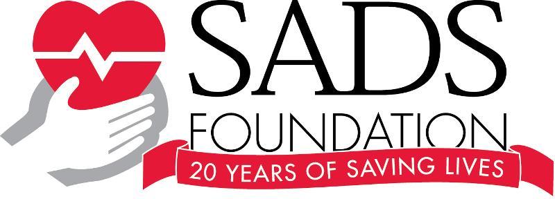 SADS 20th Anniversary Logo