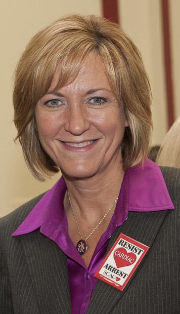 Congresswoman Sutton