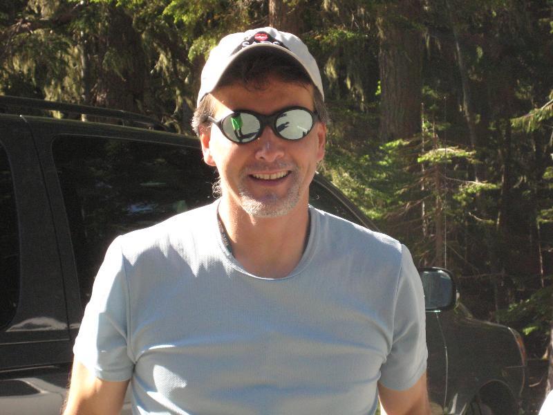 Climber Brian Hoots
