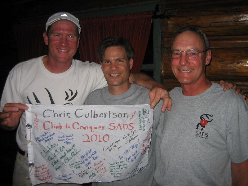 Climb 2010-Chris's & Roland