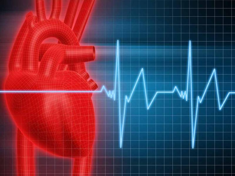 Heart w/ ECG