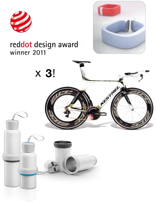 Red Dot 2011 Winners