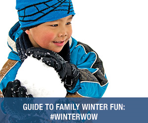 Our annual Guide to Fun in the Snow is published. Plan your winter trip now