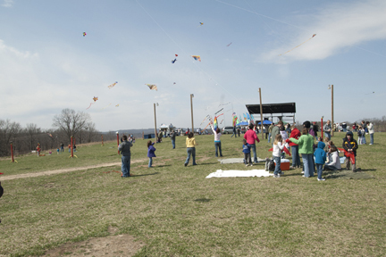 KiteFest...Fun For The Whole Family!