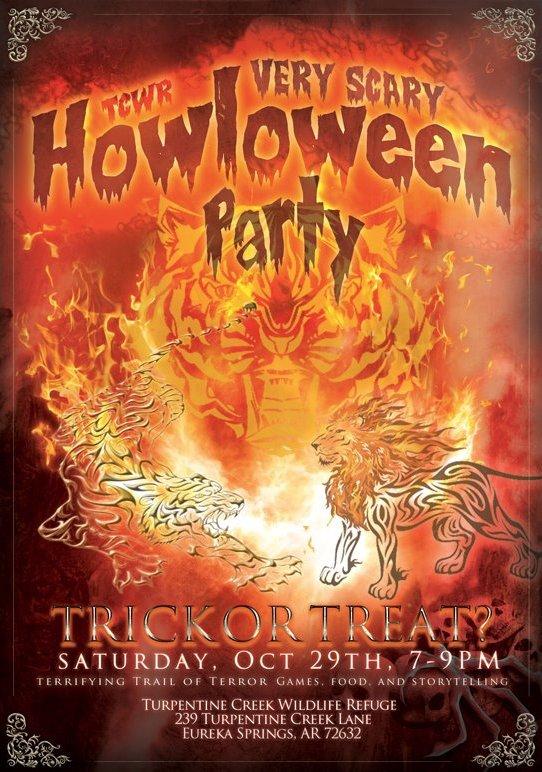 Howl O Ween Spooktacular