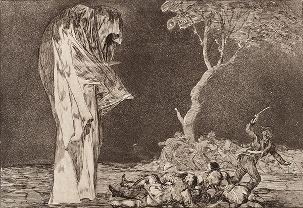 "Goya's ""Folly of Fear"""