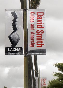 David Smith at LACMA
