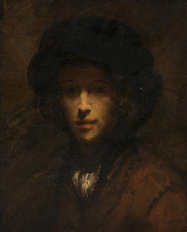 Rembrandt's Son, Titus
