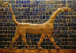 Babylonian, Snake-Dragon