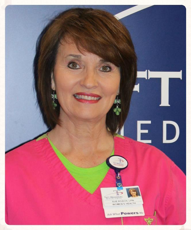 Sue Roach Lpn Radiology Nurse Tift Regional Medical Center