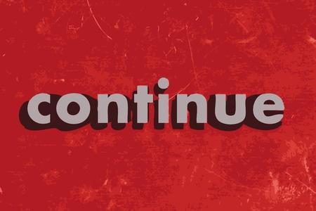 Continue_