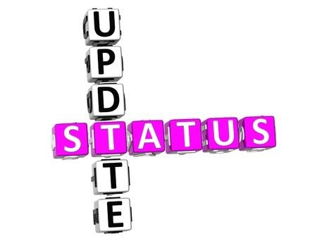 Status Update_