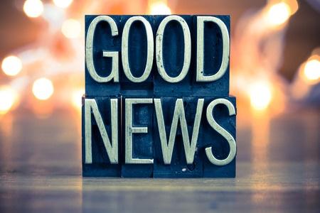 Good news_