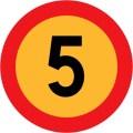 Number 5