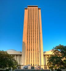 Tallahassee Capitol Tall Shot