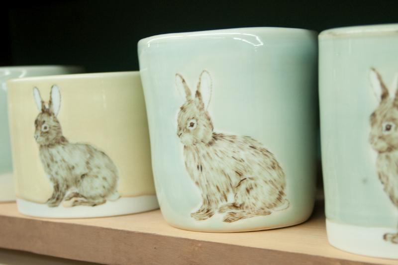 bunny cups