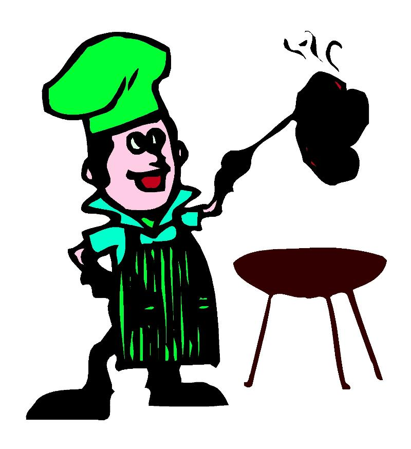 Grill Chef Green