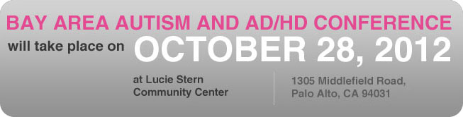 Bay Area Autism and ADHD Conference