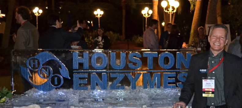 Houston Enzymes in ice