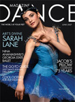 Sarah Lane on the cover of June 2007 Dance Magazine