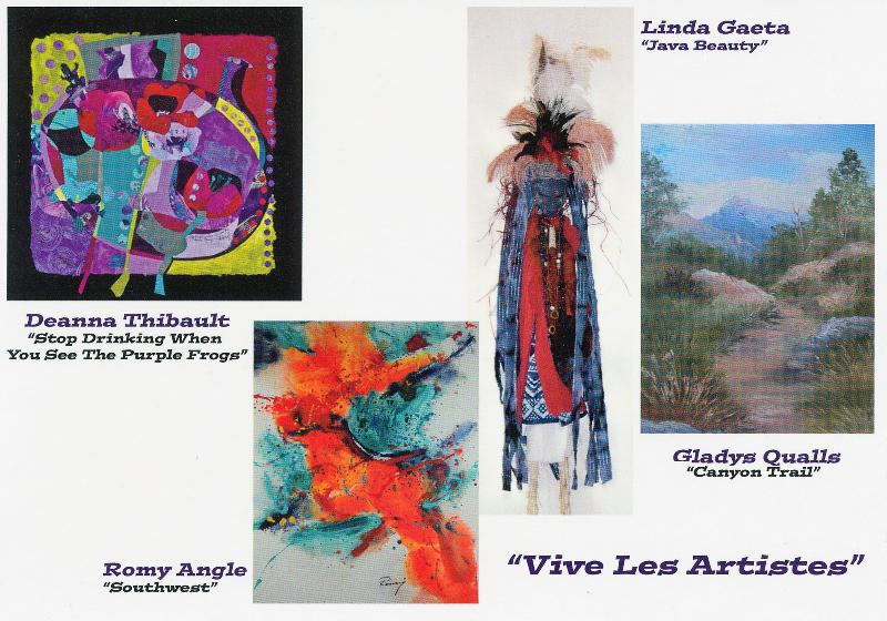 News From Contemporary Artists Of Southern Arizona