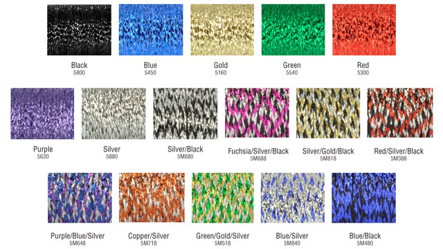 ProWrap colors