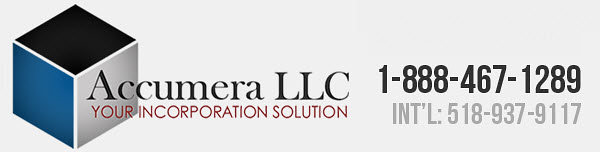 Accumera LLC - Your Incorporation Solution