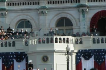 The inauguration