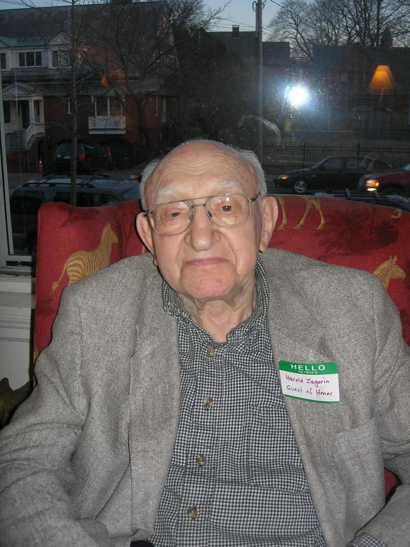Harold Zagorin