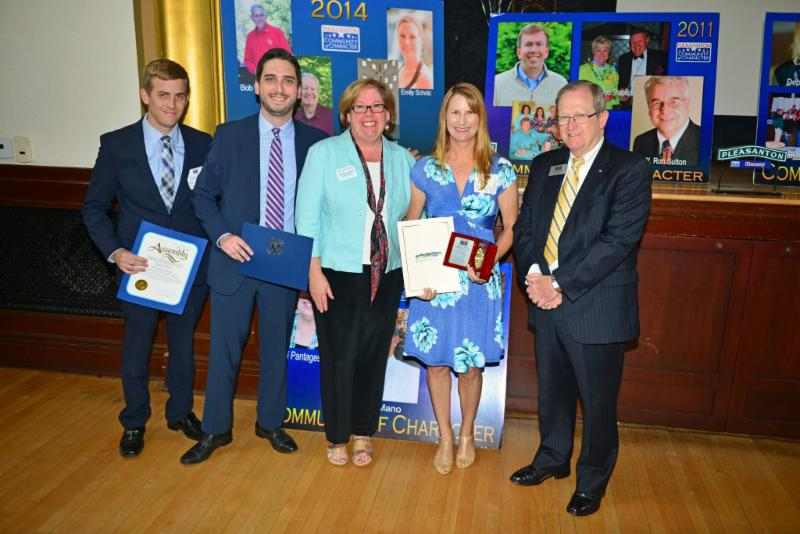 Community of Character Awards 2015