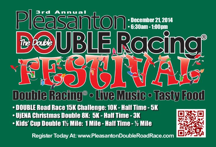 Pleasanton Double Race