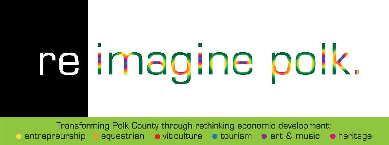 re Imagine Polk logo