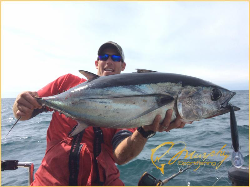 Tuna Fishing - Learn More