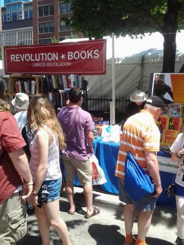 Printers Row Lit Fest 2012 okay