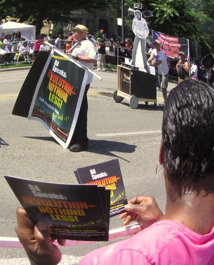 Bud Billiken Parade 2013
