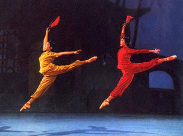 Dancers Cultural Revolution