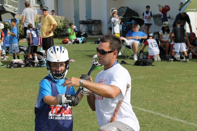how to teach cradling in lacrosse